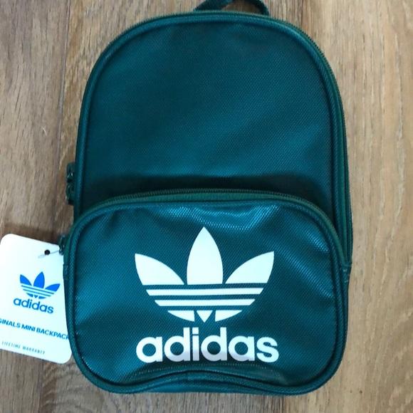 166d4752b adidas Bags   Originals Santiago Mini Backpack   Poshmark